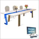 Corridore della tabella Design voi stessi