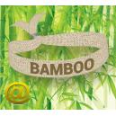 Braccialetti per festival realizzati in tessuto di bambù sostenibile