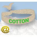 Braccialetti per festival tessili realizzati in poliestere PET riciclato