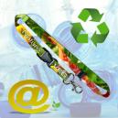Cordini stampati sostenibili ed ecologici