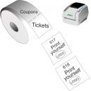 Stampa biglietti e coupon con la stampante termica diretta JMB4