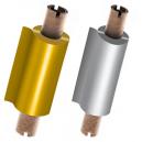 Fogli in oro e argento per stampante a trasferimento termico JMB4