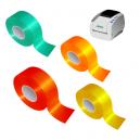 Rotoli di nastro adesivo riflettente per stampante a trasferimento termico JMB4