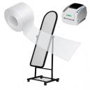 Rotoli di nastro adesivo trasparente per il sistema di stampa JMB4