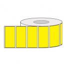 Rotoli di etichette adesive colorate per stampa a trasferimento termico