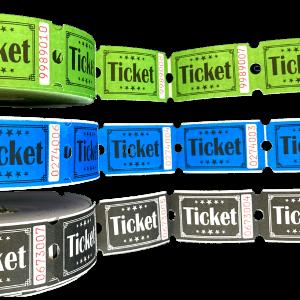 Biglietti Rotolo